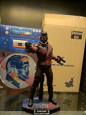 Hot Toys Guardians of the Galaxy 2 Star Lord DX Jet Armour loose 1//6th scale