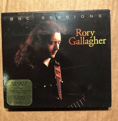 Rory Gallagher - The BBC Sessions - Rory Gallagher CD 2 DISC VGC