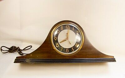 Vintage Telechron Electric Camel Back Clock - Used