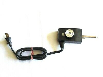 General Electric GE F1-BP4 Heat Temperature Control Probe 1650W Power Cord Eject