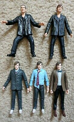 Doctor Who Ninth Doctor Tenth Doctor Eleventh Doctor Figures