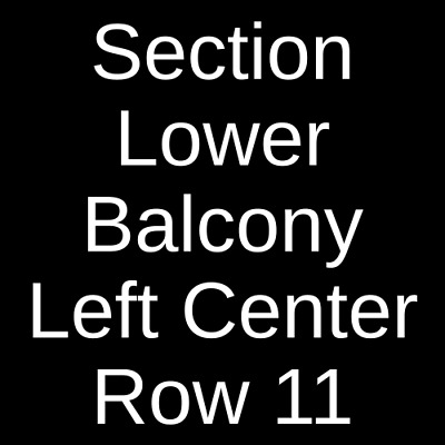 2 Tickets The Psychedelic Furs 7/31/19 Orpheum Theatre - Vancouver Vancouver, BC