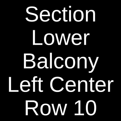 3 Tickets The Psychedelic Furs 7/31/19 Orpheum Theatre - Vancouver Vancouver, BC