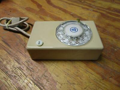 Vintage Western Electric Bell System KS19594 - L2 Dial-In Unit Rotary Dial E3