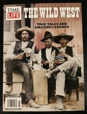 THE WILD WEST - Time Life Special 2019, Classic Reissue, Brand New Condition