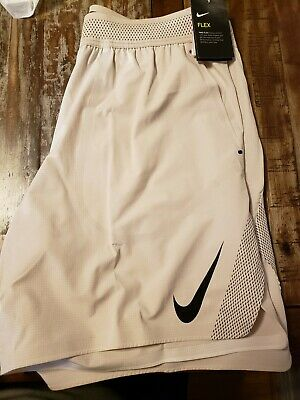 29669a5f40dae NWT Nike Flex Repel Training Gym Shorts 885962 008 Tan Beige Mens Size XL  $100
