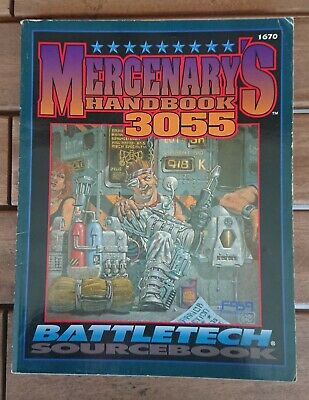 BATTLETECH 1670 - Mercenary's Handbook 3055