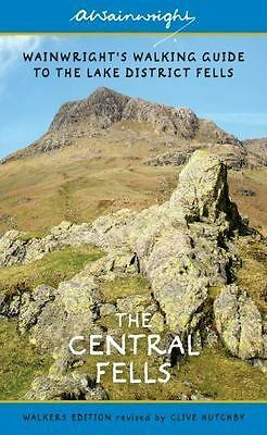 Wainwright's Illustrated Walking Guide to the Lake District, Paperback by Wai...