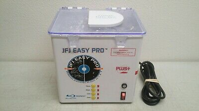 JFJ EASY PRO Plus+ CD/ DVD Blu-Ray Disc Repair Machine System