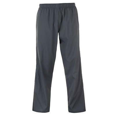 Wilson Junior Boys Woven Track Pants Tracksuit Bottoms Joggers Grey 7-8 Years *3