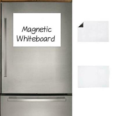 A3/A4 Reminder Fridge Magnetic Whiteboard Family Message Board 2019 Memo Of B1M6