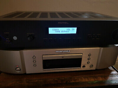 Excellent Condition Rotel - RA-12 - Integrated Amplifier