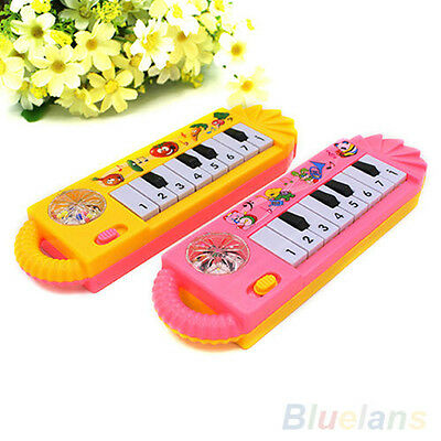 Fashion Baby Infant Toddler Kids Musical Piano Develop Early Educational Toy Hot