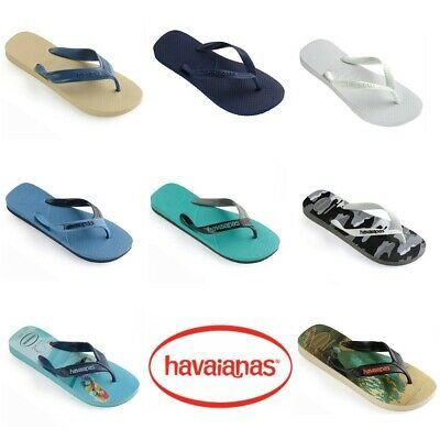 Havaianas Flip Flops Mens Womens Summer Beach Shoes Sandals Thong Size
