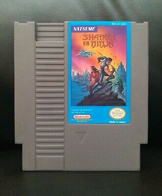 Shadow of the Ninja (Nintendo Entertainment System, 1991) - NES