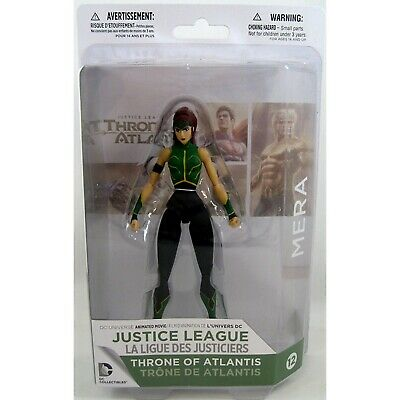 Brand New Justice League, Throne of Atlantis Action Figure - Mera | DC Comics