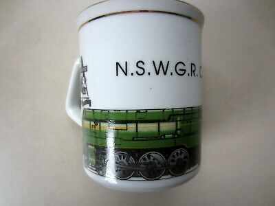 "New South Wales Railways - 4-6-2 ""C38 Class""  - China Coffee/Tea  Mug"