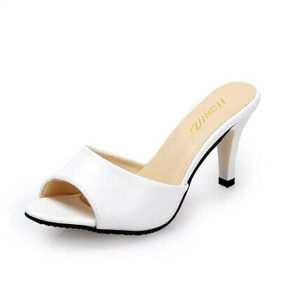 High Heels Shoes Sandal Pumps Slip Classics Sexy Women Party Wedding Summer New