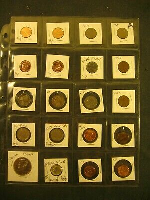 20 Mixed Coins Has Unc 1946 Silver Dime & Proof Half,Old Buffalo Nickels & More