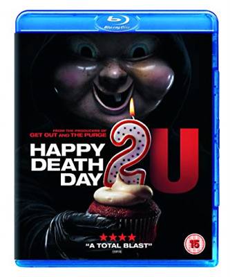 Happy Death Day 2U Bluray (UK IMPORT) BLU-RAY NEW