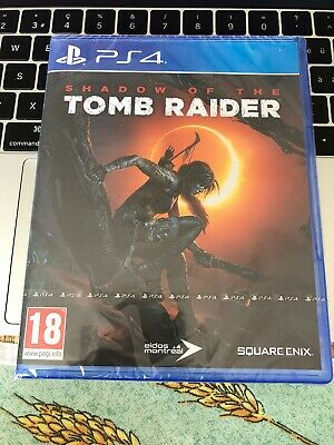 Shadow of the Tomb Raider Ps4 Version Française - Neuf sous blister