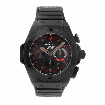 Hublot King Power F1 Ceramic Limited Edition Watch Ceramic 703.CI.1123.NR.FM010
