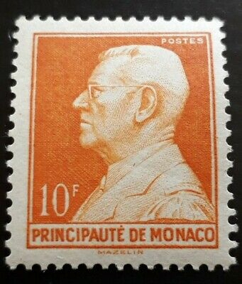 Timbre Monaco Neuf** N°304A Luxe Mnh