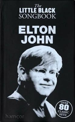 Elton John The Little Black Songbook Guitar Chord Sheet Music Book Greatest Hits