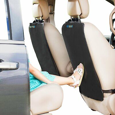2 Pack Premium Quality Car Seat Protector Mat Best Waterproof Protection