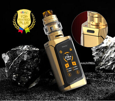 Authentic ¹Smok ¹Morph 219 W TC Starter Kit. Available Extras!