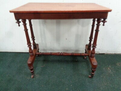 Late Victorian Hall Table