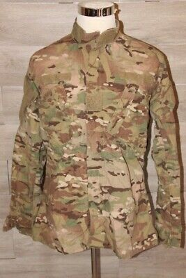 MULTICAM MEDIUM LONG Shirt/Coat Flame Resistant FRACU