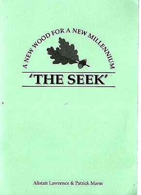"""Trees Forestry Woodland """"The Seek"""" New Wood Oakham Braunston A Lawrence P Mann"""