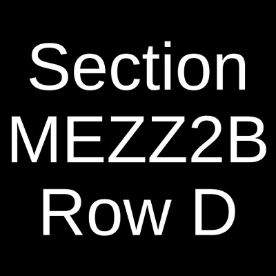 2 Tickets Les Miserables 12/4/19 Palace Theater - CT Waterbury, CT