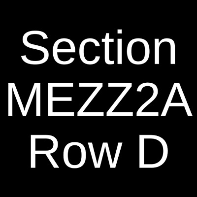 2 Tickets Les Miserables 12/3/19 Palace Theater - CT Waterbury, CT