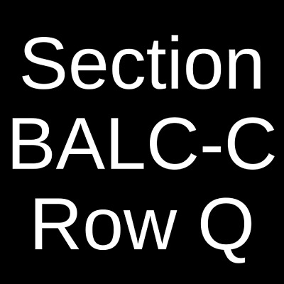 2 Tickets Les Miserables 7/25/19 Cadillac Palace Chicago, IL