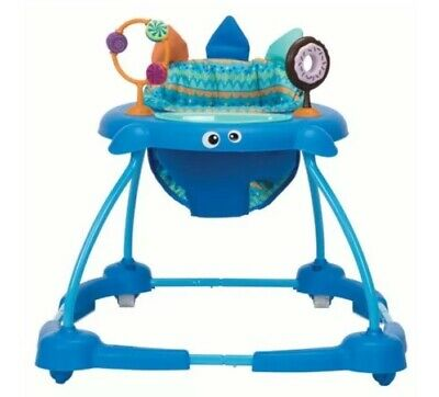 Cosco Simple Steps interactive Baby Safe Seat Pad Silly Sweet Tooth Monster