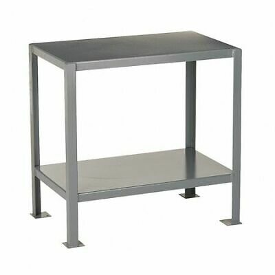 "JAMCO WS130GP Fixed Work Table,Steel,30"" W,18"" D"