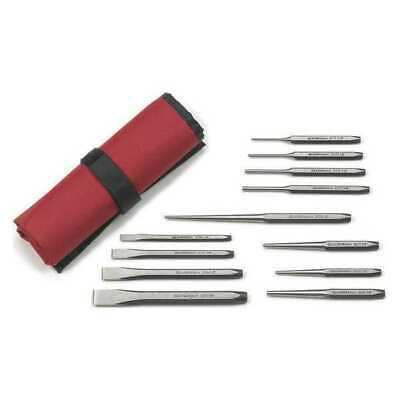 GEARWRENCH 82305 12 Pc. Punch and Chisel Set