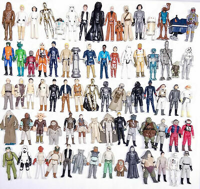 **YOU PICK** VINTAGE STAR WARS FIGURES Kenner 1977-1984 NO REPRO! ANH ESB ROTJ