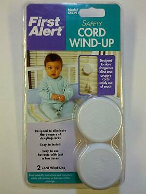 First Alert Safety Cord Wind Up Model CSCW1 Baby Safety Blind Cord Wind Up