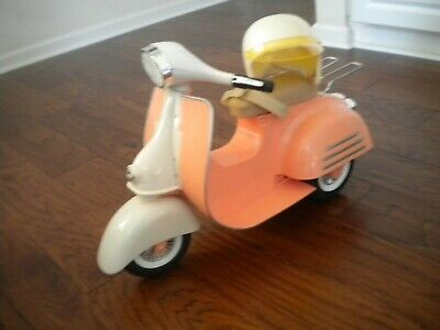Our Generation Mighty Moto Scooter and Helmet for Dolls New