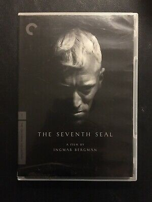 The Seventh Seal (DVD 2009 Criterion Collection #11) Ingmar Bergman Von Sydow