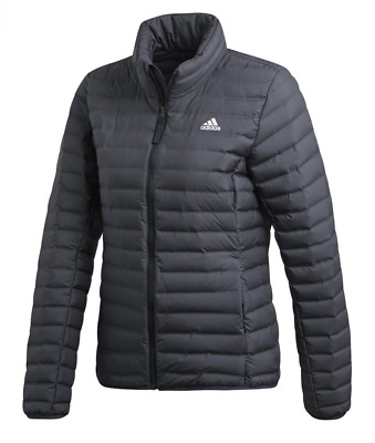 Adidas Varilite Soft Outdoor Thermal Jacket - WOMEN'S Carbon - Size Small