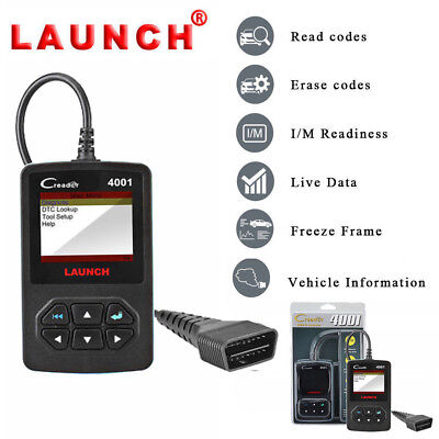 EU Car Fault Code Reader Engine Auto Diagnostic Scanner Reset Tool OBD2 CAN EOBD
