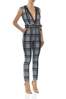 Misha Collection Jumpsuit size 8