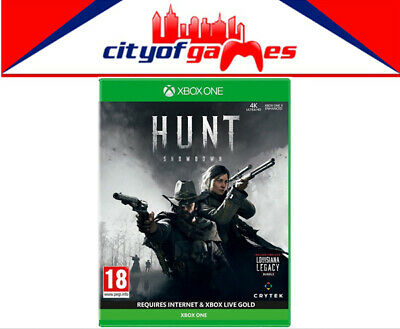 Hunt Showdown Xbox One Game Brand New & Sealed Pre Order