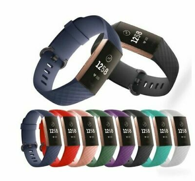 For Fitbit Charge 3 Wrist Straps band Best Replacement Accessory Watch Band NEW