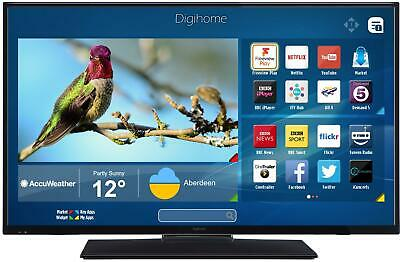 (Grade C) Digihome 43FHDCNTD 43 Inch FHD 1080p D-LED Smart TV with Freeview Play