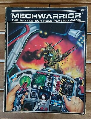 MECHWARRIOR 1607 - The Battletech Role Playing Game